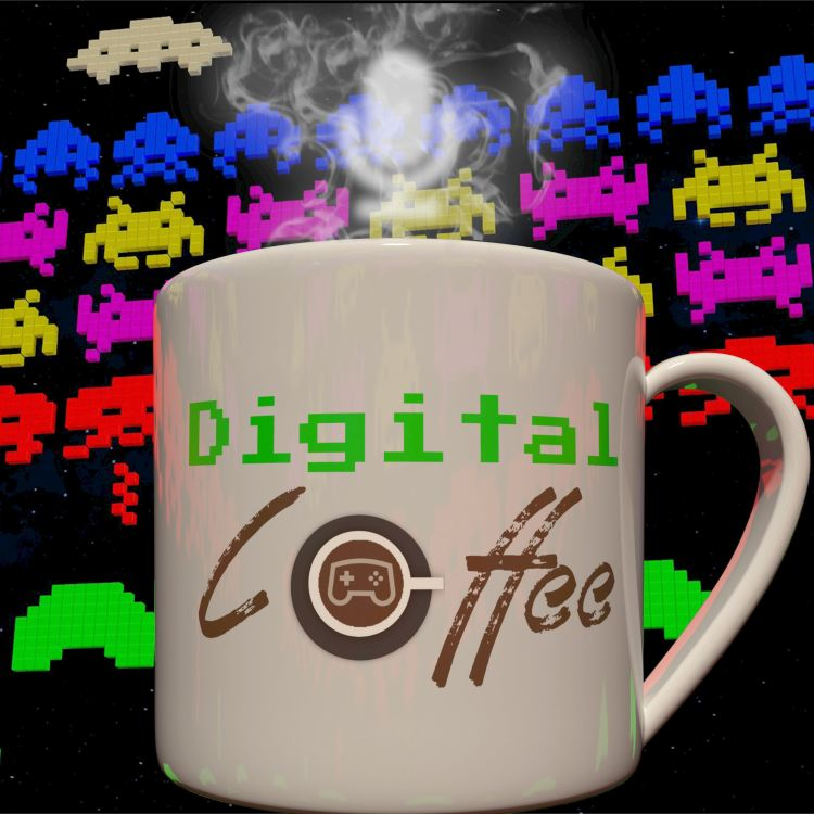 cover art for Digital Coffee celebrates Linux's Birthday and talks about diversity