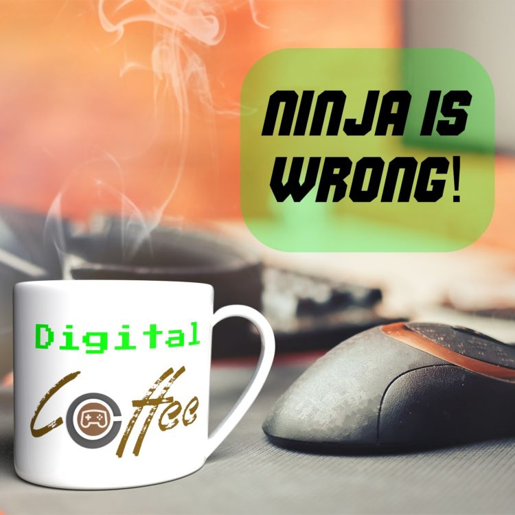 cover art for Ninja is Wrong