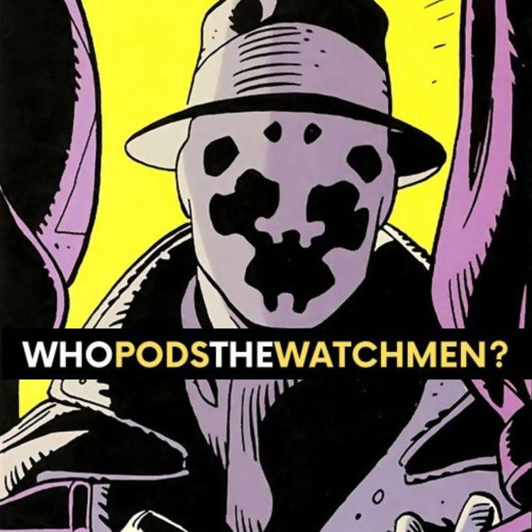 cover art for Issue 1: Watchmen Comic Breakdown