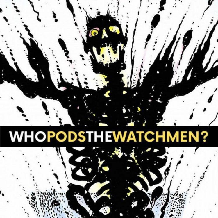 cover art for Issue 4: Watchmen Comic Breakdown