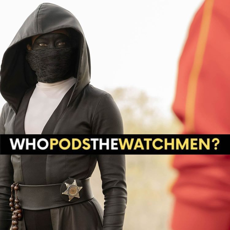 cover art for Watchmen Season 01 Trailer Discussion
