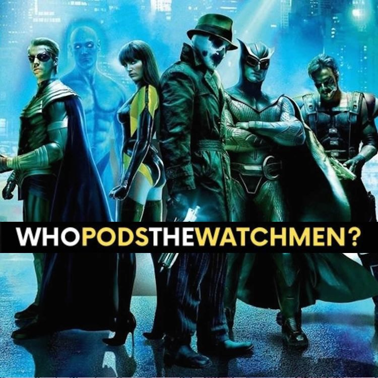 cover art for Watchmen Movie Discussion
