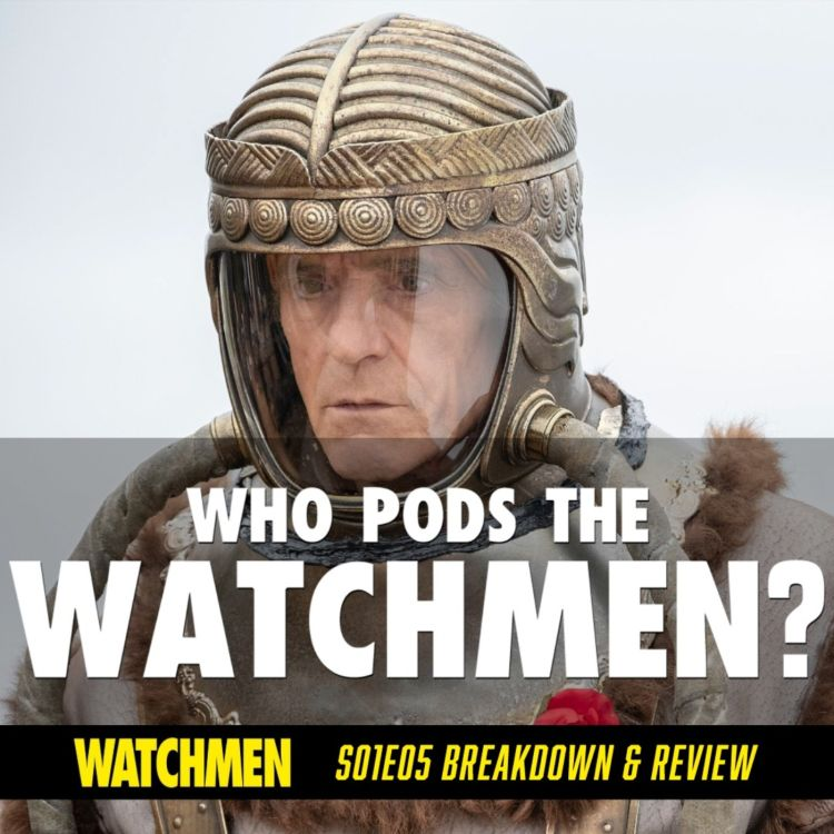 "cover art for Watchmen Episode 05 ""Little Fear of Lightning"" Breakdown & Review (S01E05)"