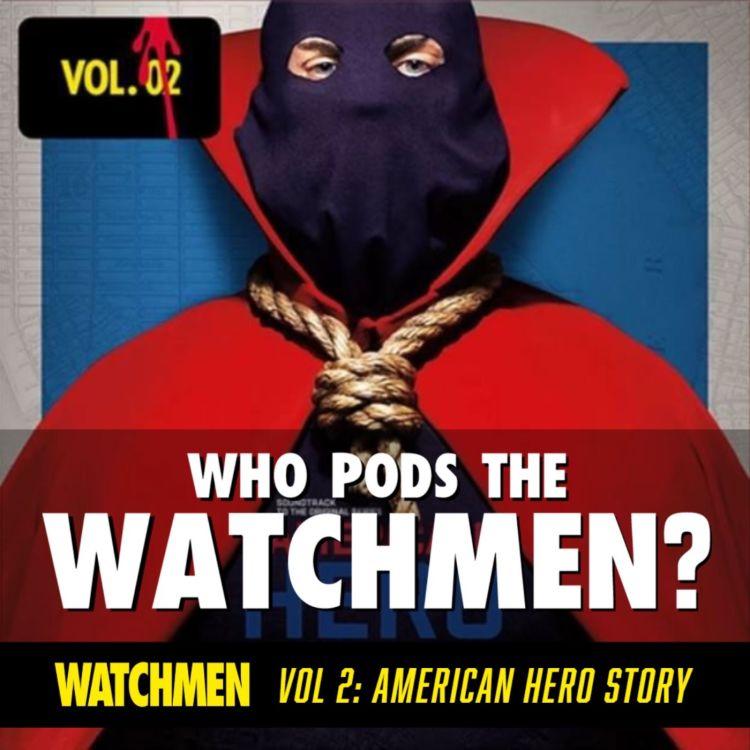 cover art for Mini: Album Review Vol. 2 - 'American Hero Story'