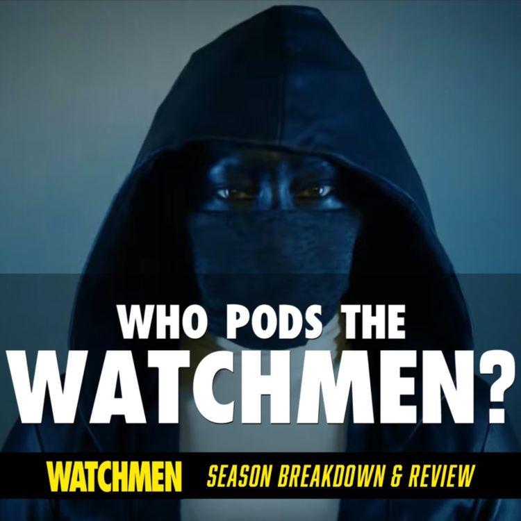 cover art for Watchmen Season One Breakdown & Review
