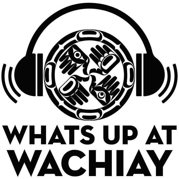 cover art for What's Up At Wachiay - Andy MacDougall