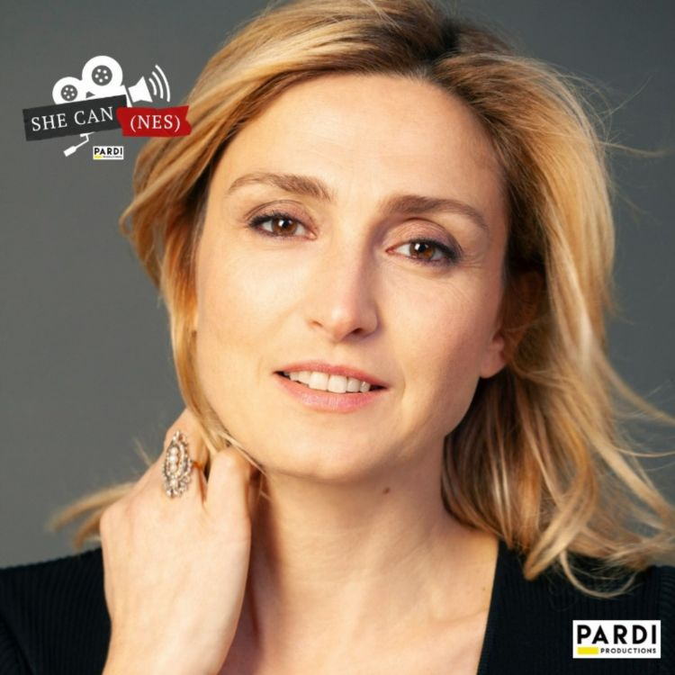 "cover art for Julie Gayet : ""Il faut des quotas pour que les choses changent"""