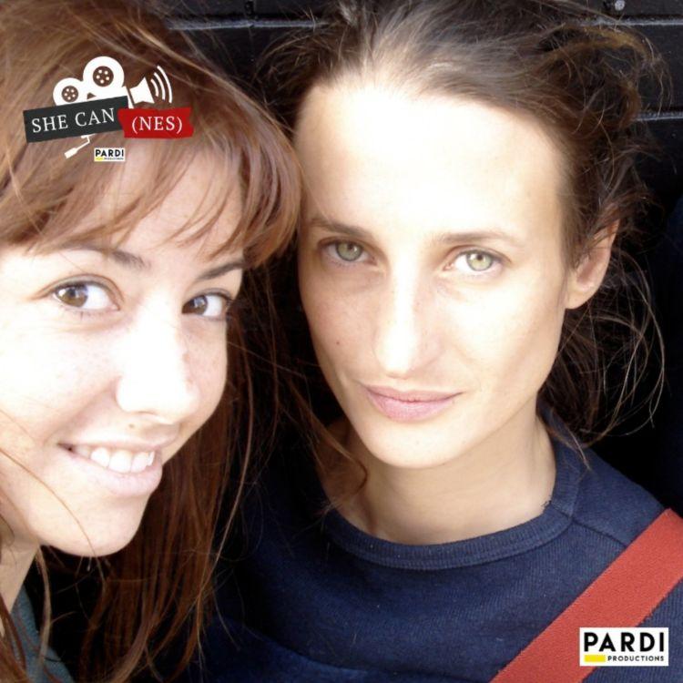 """cover art for Camille Cottin et Shirley Kohn : """"Nous créons notre société de production féministe"""""""