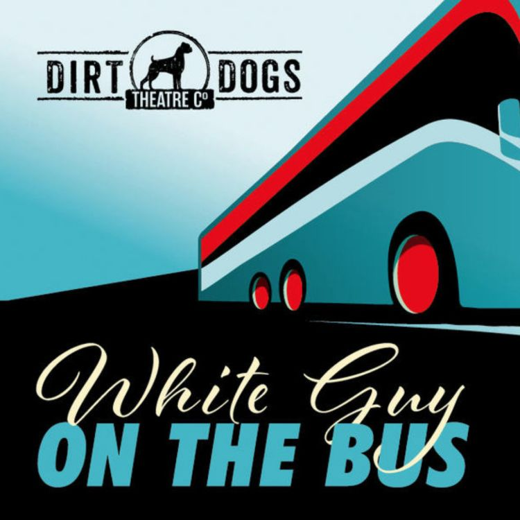 cover art for White Guy on the Bus