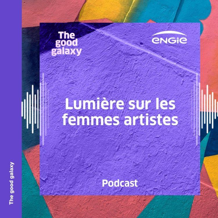 cover art for Lumière sur les femmes artistes
