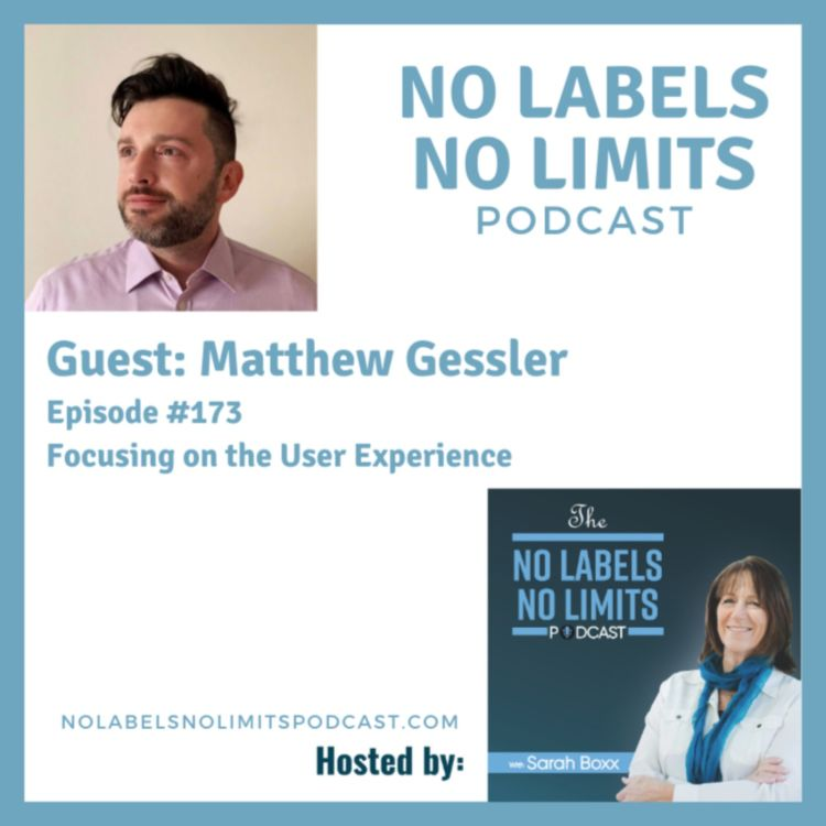 cover art for 173 - Focusing on the User Experience with Matthew Gessler