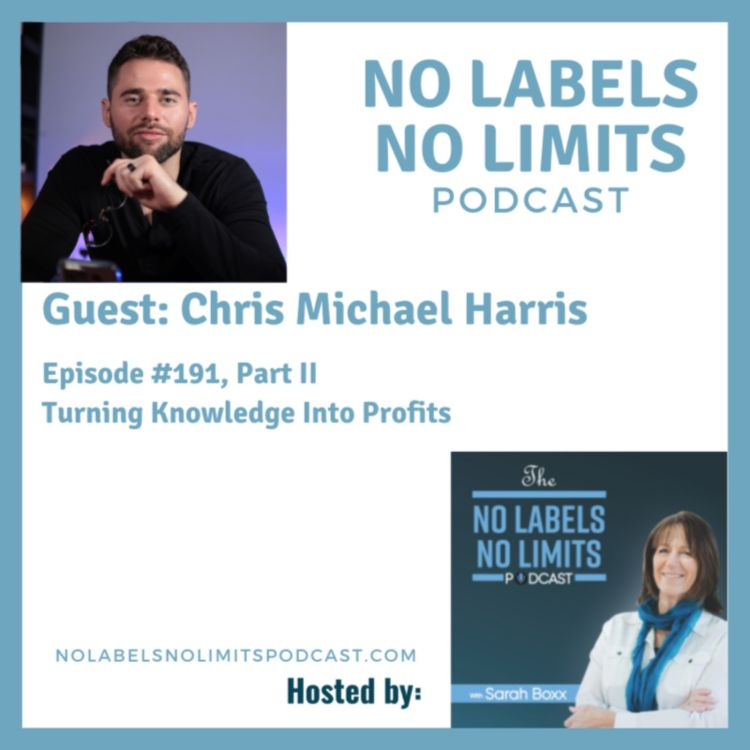 cover art for 191 - Turning Knowledge Into Profits with Chris Michael Harris, Part II