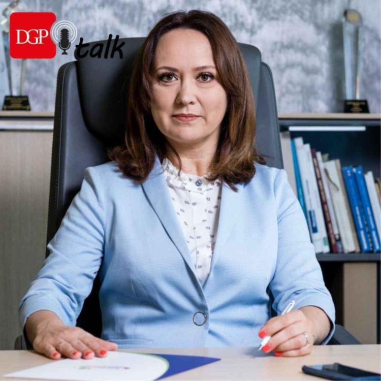 """cover art for Małgorzata Cebelińska: """"Produkcja żywności jest odporna na kryzys"""""""