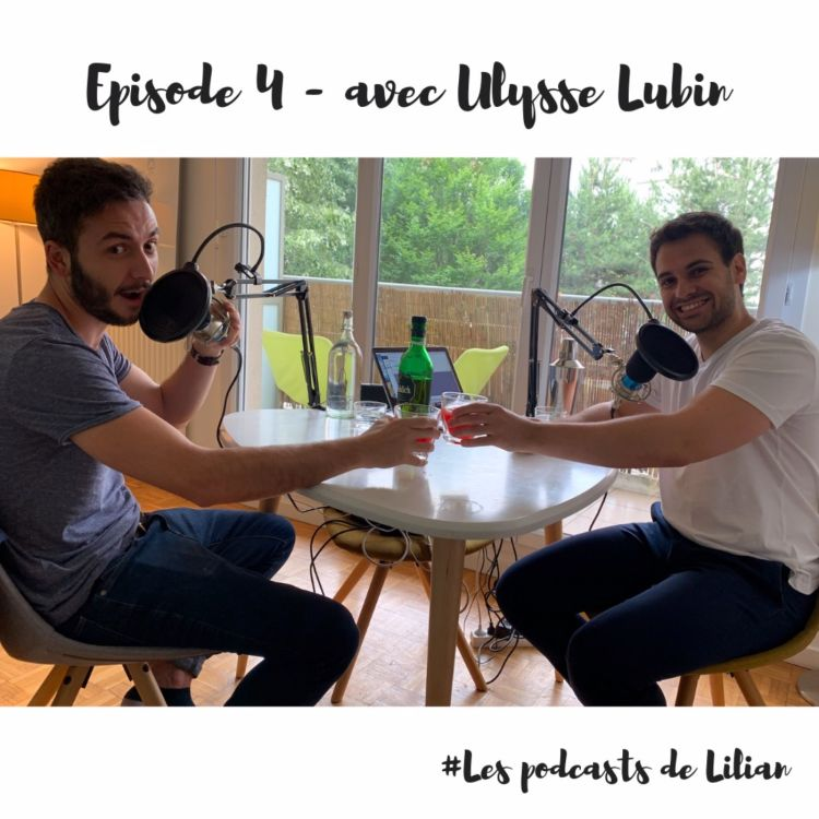 cover art for Ulysse Lubin