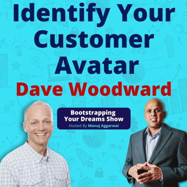 cover art for # 157 | Identify Your Customer Avatar | Cultivate Mindset Of A Peak Performer | Dave Woodward