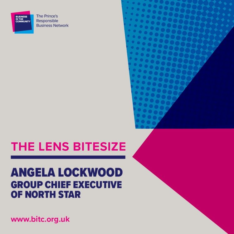 cover art for Bitesize: Angela Lockwood Group Chief Executive at North Star