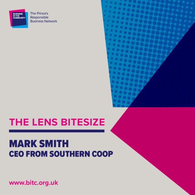 cover art for Bitesize: Mark Smith CEO of Southern Co-Op