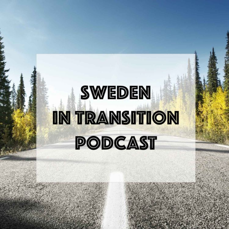 cover art for Sweden in Transition #18 - Pella Thiel on Ecocide