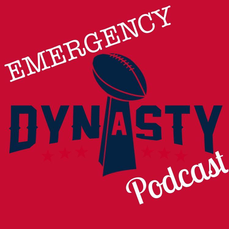 cover art for Emergency Episode: Tom Brady