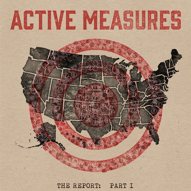 cover art for Part I: Active Measures