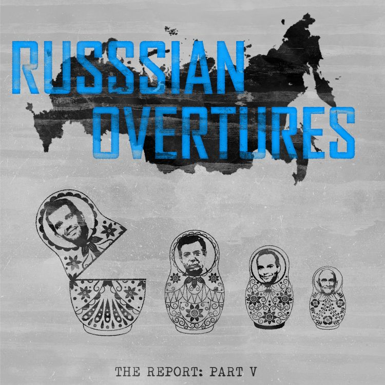 cover art for Part V: Russian Overtures