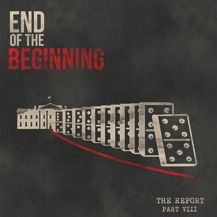cover art for Part VIII: End Of The Beginning