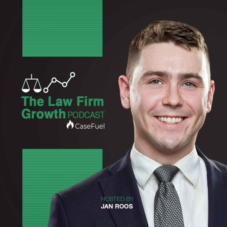 cover art for Recruiting the Best Candidates for Your Law Firm with Andrew Wilcox