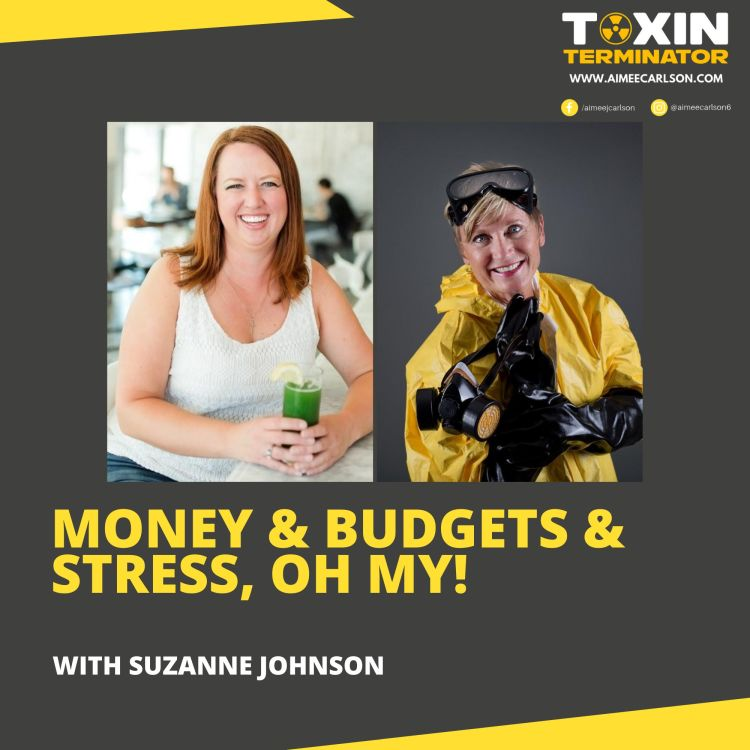 cover art for Money & Budgets & Stress, Oh My! - with Suzanne Johnson
