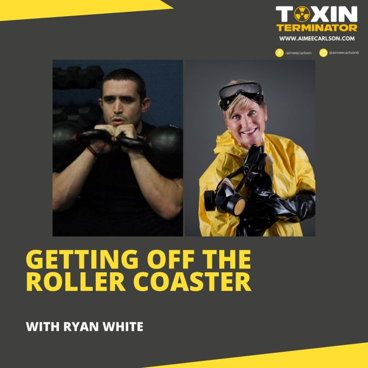 cover art for Getting Off the Roller Coaster with Ryan White