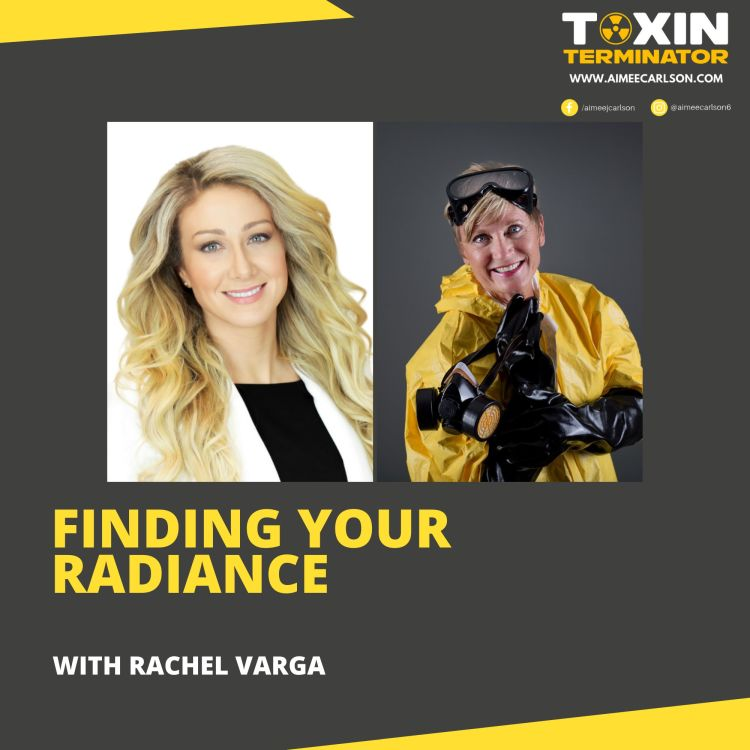 cover art for Finding Your Radiance with Rachel Varga