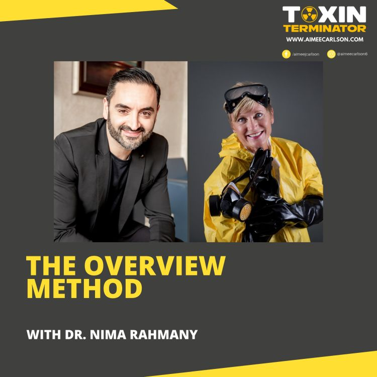 cover art for The Overview Method with Dr. Nima