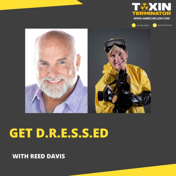 cover art for Get DRESSed with Reed Davis