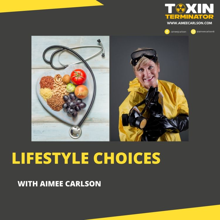 cover art for Lifestyle Choices with Aimee Carlson