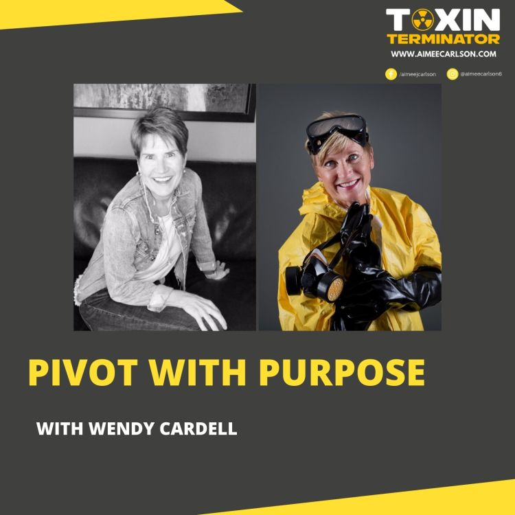 cover art for Pivot with Purpose with Wendy Cardell