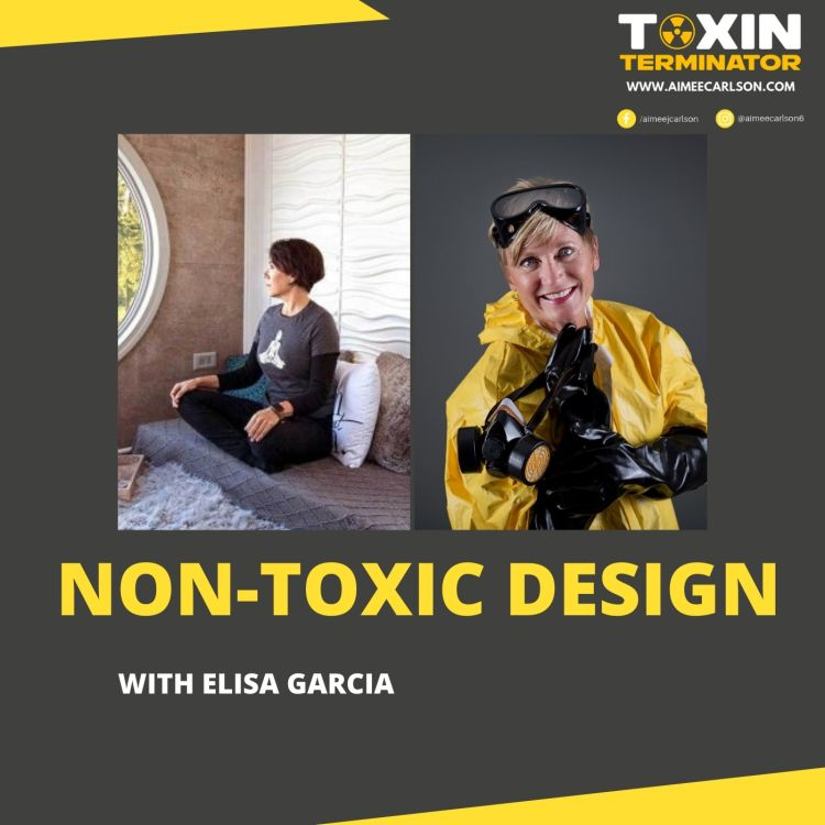 cover art for Non-Toxic Design with Elisa Garcia
