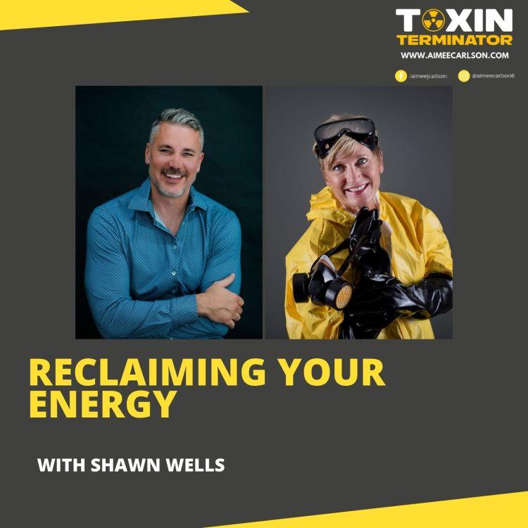 cover art for Reclaiming Your Energy with Shawn Wells