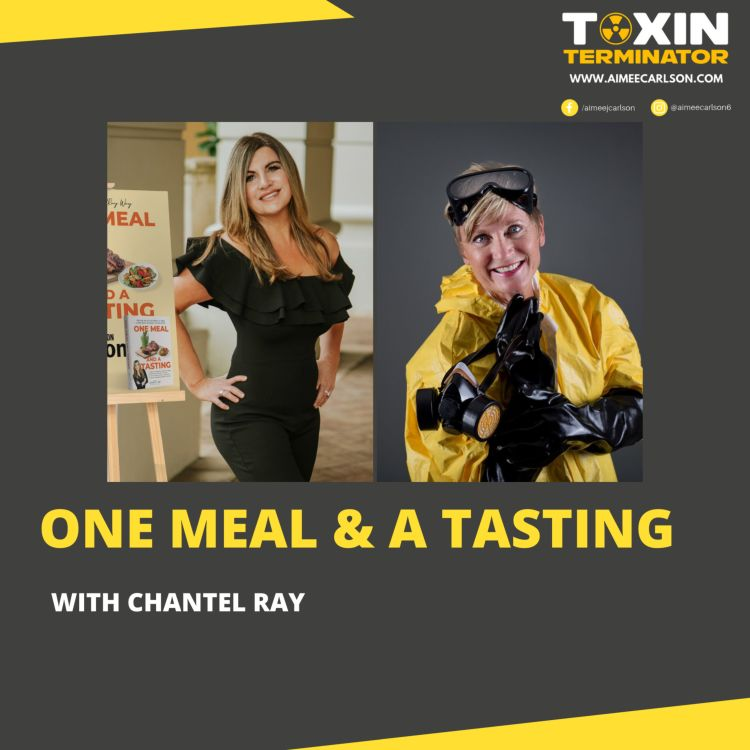 cover art for One Meal & A Tasting with Chantel Ray