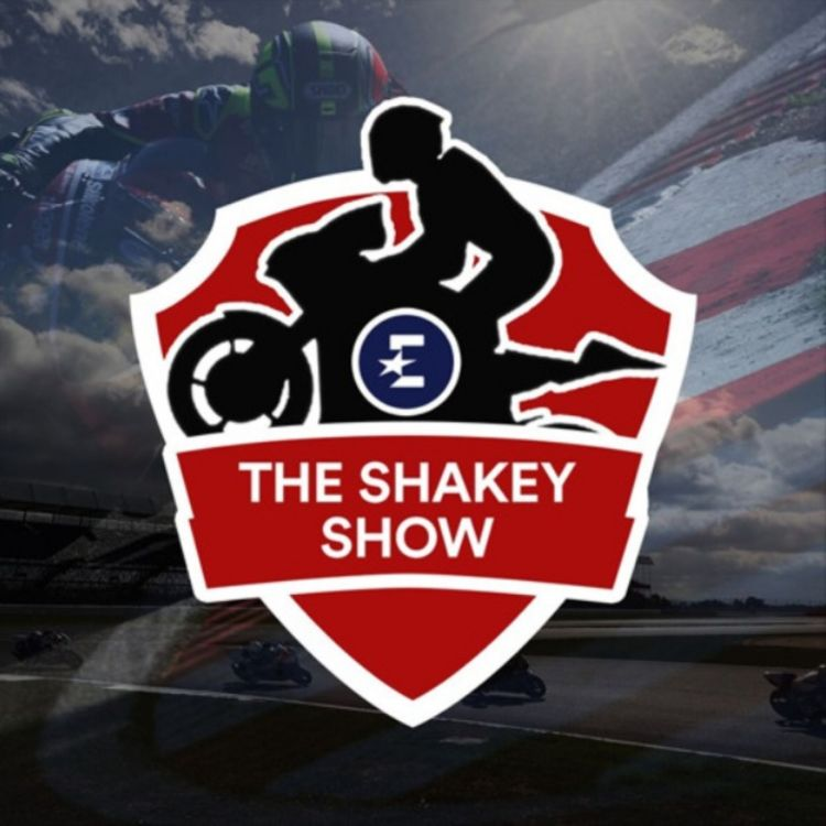 cover art for S2, E27: The Shakey Show: Special interview with Scott Redding