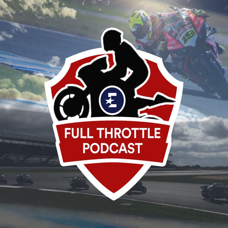 cover art for S2, E28: World Superbikes is back! And it's all change...