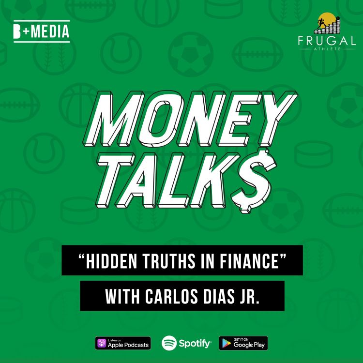 cover art for Hidden Truths in Finance with Carlos Dias Jr.