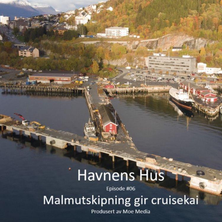 cover art for #06 Malmutskipning gir cruisekai