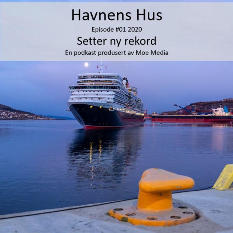 cover art for #01 Setter ny rekord