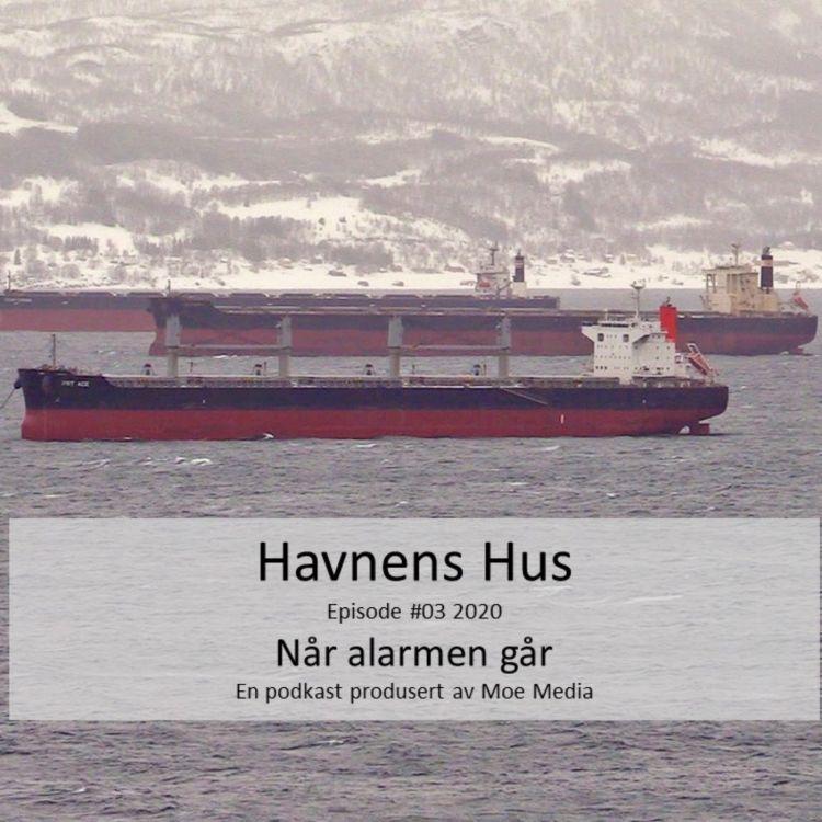 cover art for #03 Når alarmen går