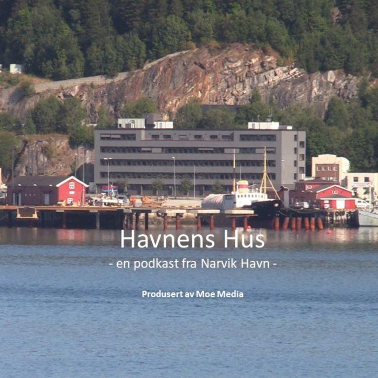cover art for #04 Om ny havnedirektør, ny havn, nytt kaianlegg og nye prosjekt