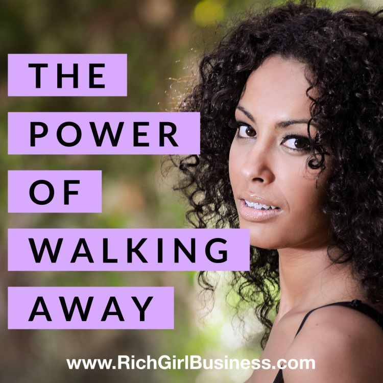 cover art for The Power of Walking Away