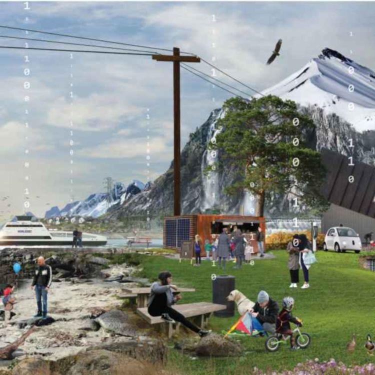 cover art for Når norsk transportsektor går på strøm: Hvordan påvirker det deg, meg og strømnettet? (Annonsørinnhold - enerWE Partner)
