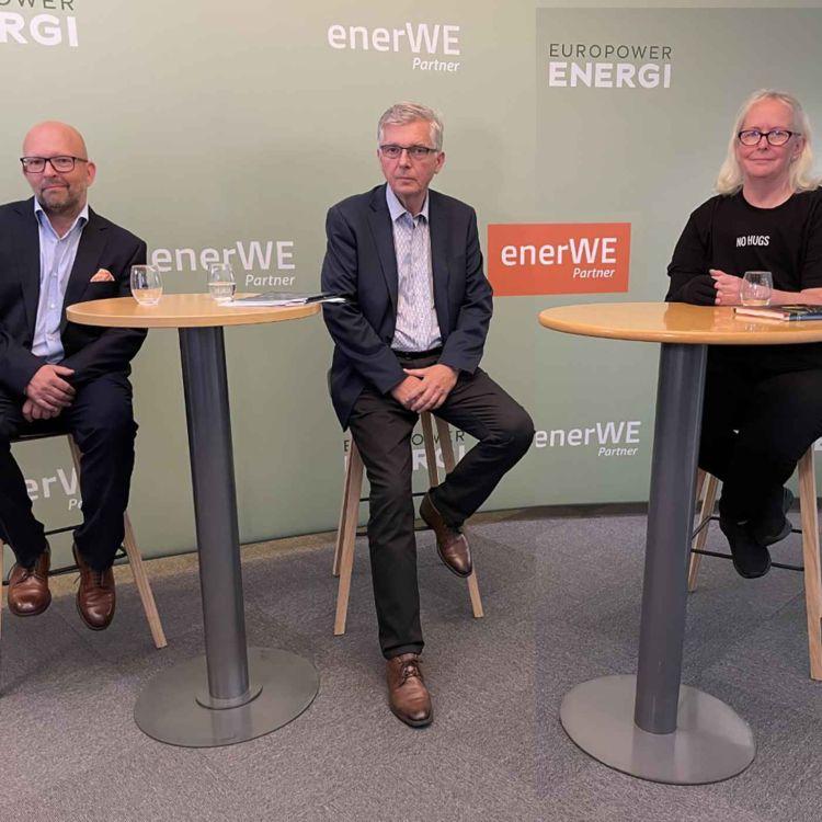 cover art for ENERGIDEBATTEN- Energibransjen er under angrep! Mangelfull kunnskap og naivitet preger bransjen