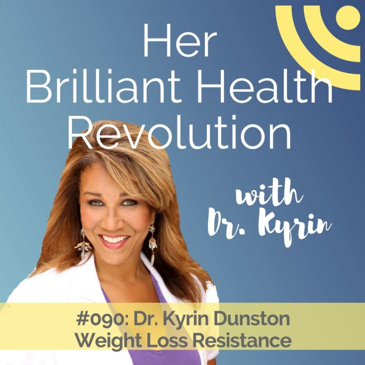 cover art for #090: Keto Diet Don'ts - How to overcome Weight loss resistance and plateaus