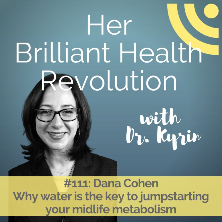 cover art for Why water is the key to jumpstarting your midlife metabolism