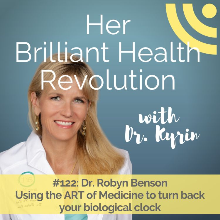 cover art for Using the ART of Medicine to turn back your biological clock